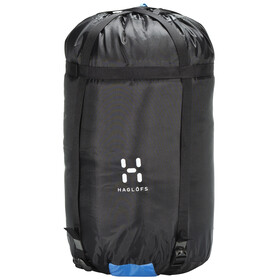 Haglöfs Moonlite -1 Sleeping Bag aero blue/hurricane blue